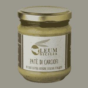 Patè of Artichokes and Evo Oil