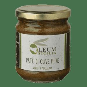Black Olive Paté