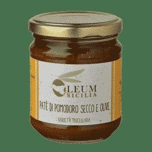 Patè di Pomodoro Secco e Olive